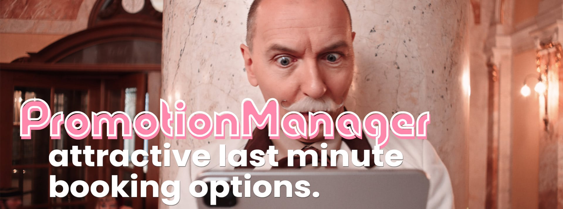 GASTROdat PromotionManager attractive last minute booking options